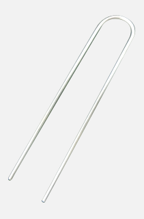 U字型ピン(角が丸いタイプ)