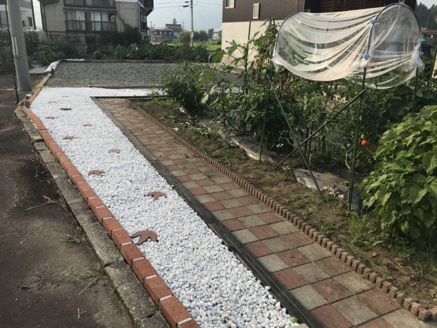 [M.K様]雑草対策事例①