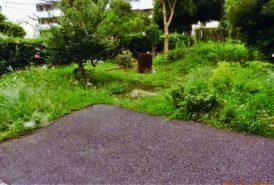 [村上議鎭 様]雑草対策事例⑤施工前