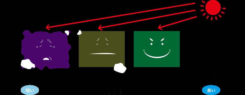 材質で変わる防草シートの耐用年数