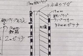 [山本幸吉様]雑草対策事例⑤イメージ図