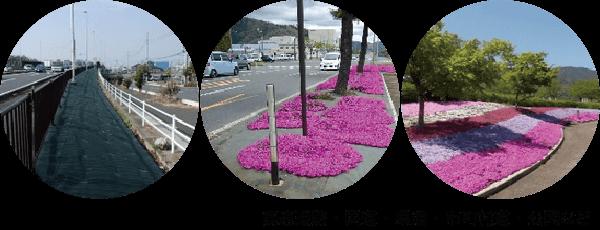 高速道路・国道・県道・市町村道・公園