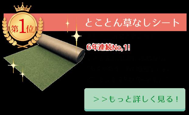 ◆第1位◆とことん草なしシート